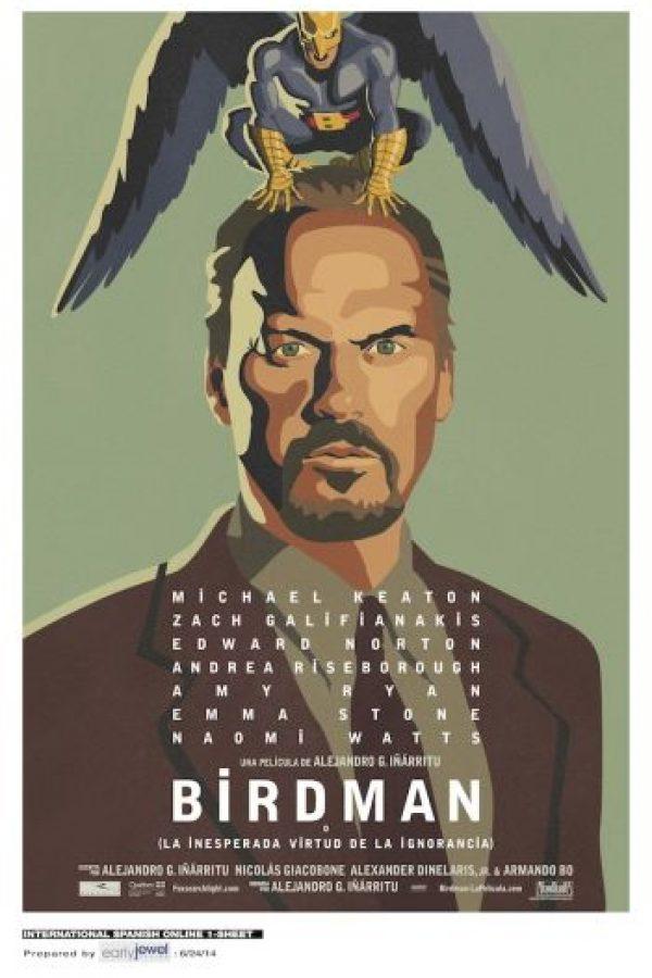 """""""Birdman"""" se llevó el Oscar al Mejor guión original"""