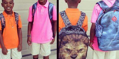 LeBron comparte imágenes de su pequeño en las redes sociales Foto:Instagram: @kingjames