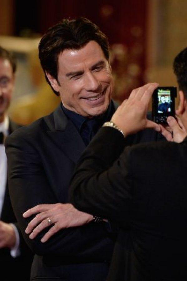 El año pasado fue el encargado de presentar a Idina Menzel durante los premios Oscar. Foto:Getty Images