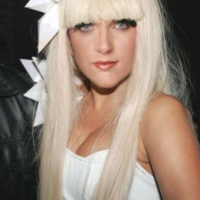 Alexandra Pumarejo – Lady Gaga Foto:Caracol