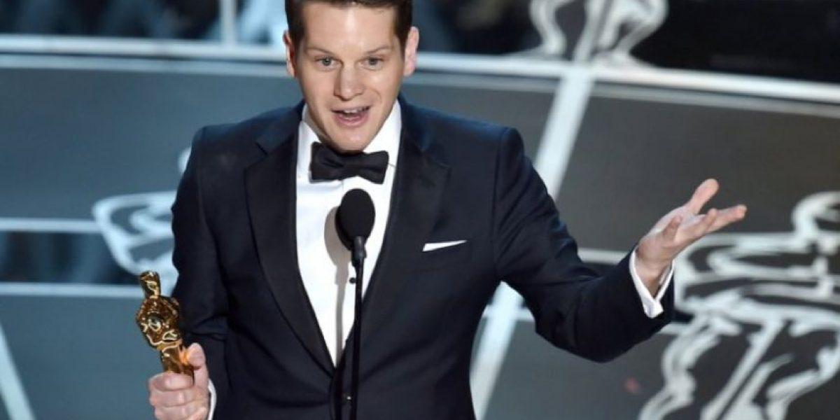 El inspirador discurso de este ganador del Oscar en contra el suicidio
