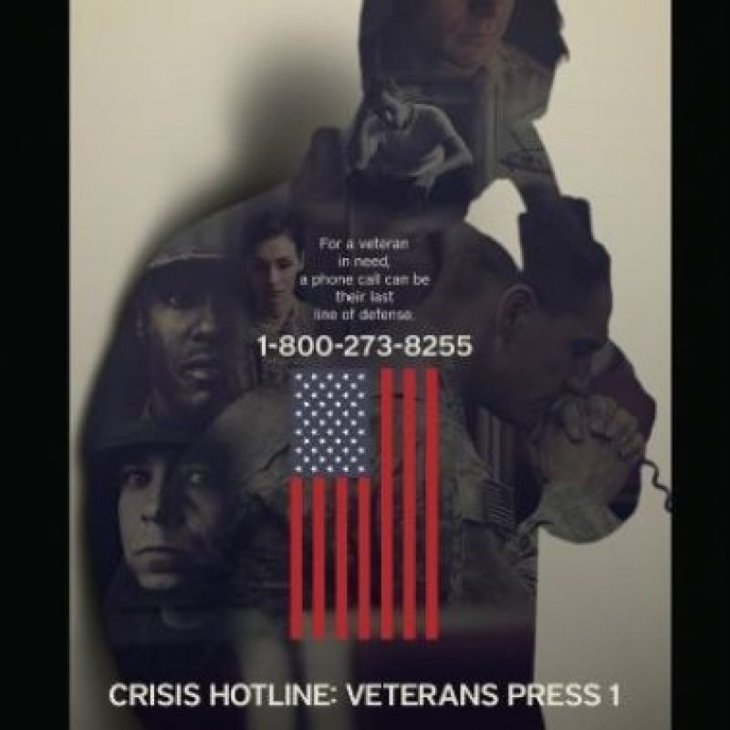 """En la categoría Mejor cortometraje documental triunfó """"Crisis Hotline: Veterans Press 1"""""""