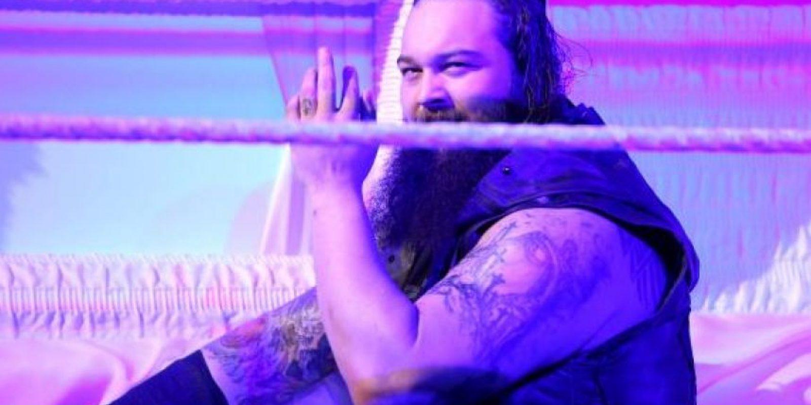 Aseguró que en Wrestlemania se llevará su alma Foto:WWE