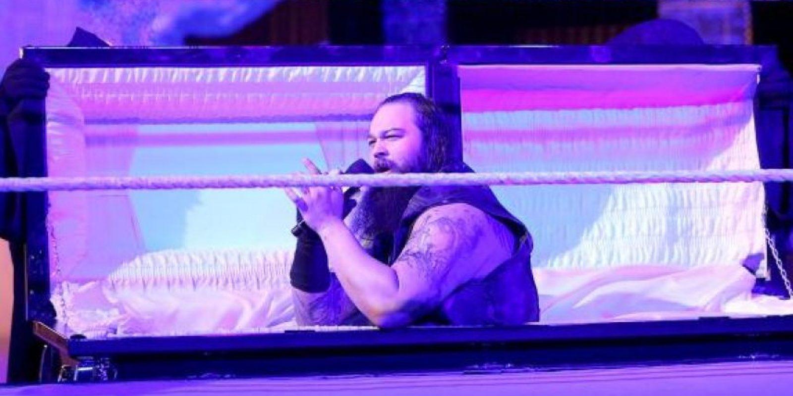 Indicó que él es la nueva cara del nuevo Foto:WWE