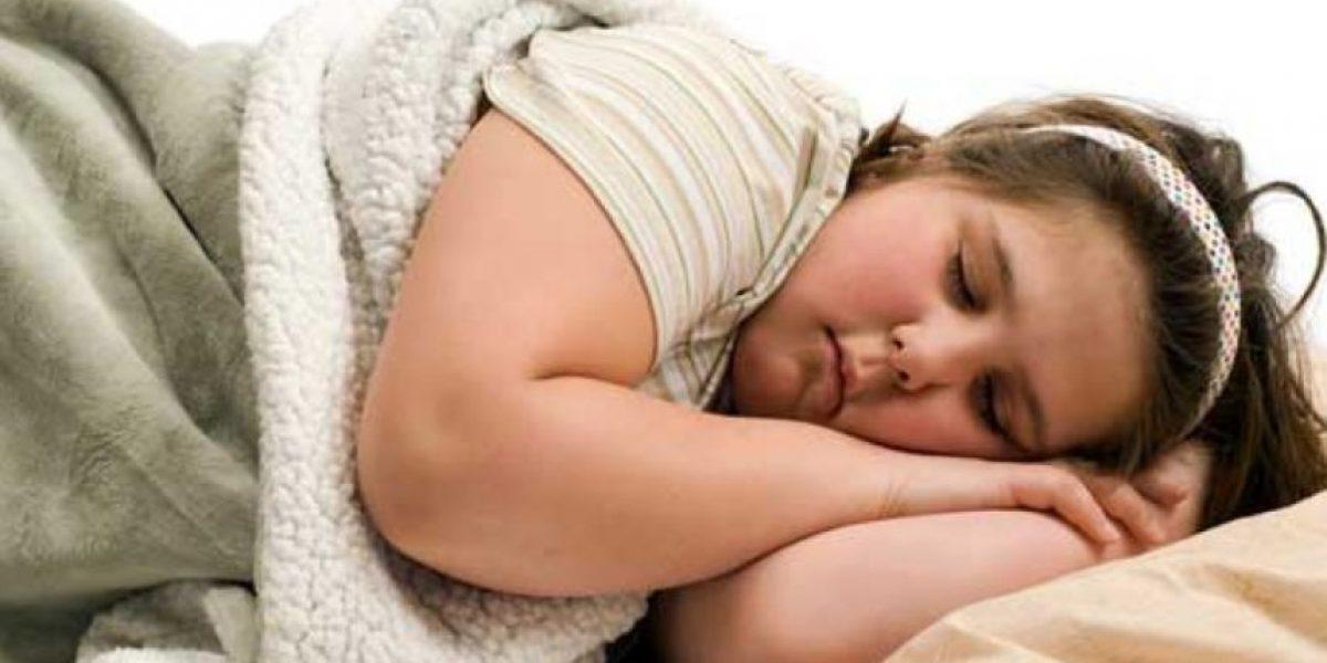 No dormir bien un par de noches podría hacerlo engordar