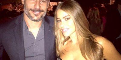 Otra de Sofía Vergara, con Joe Manganiello Foto:Instagram