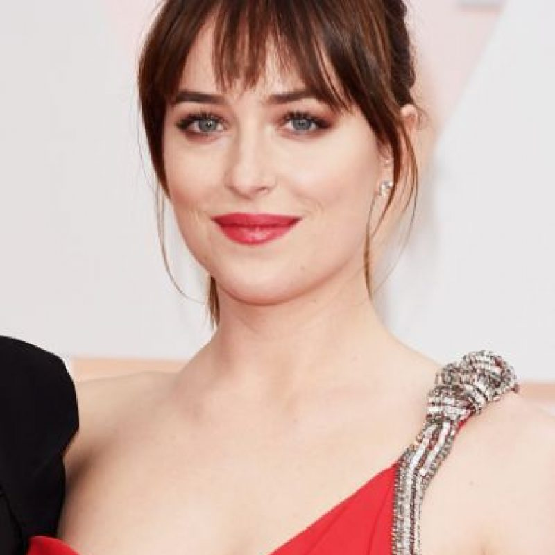 Dakota Johnson en YSL Foto: Getty Images