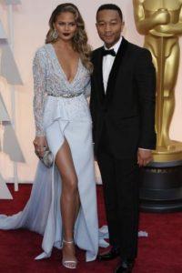 Chrissy Teigen quiere copiar a Beyonce Foto:Getty Images