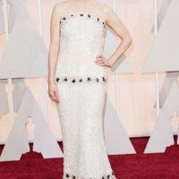 Julianne Moore, con un vestido de Karl Lagerfeld hecho exclusivamente para ella. Foto:Getty Images