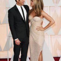Jennifer Aniston sabe cómo lucir el corte sirena. Foto:Getty Images