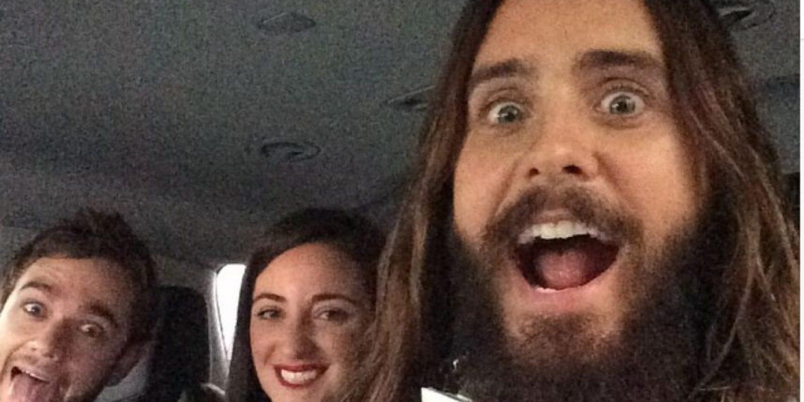 Jared Leto Foto:Instagram