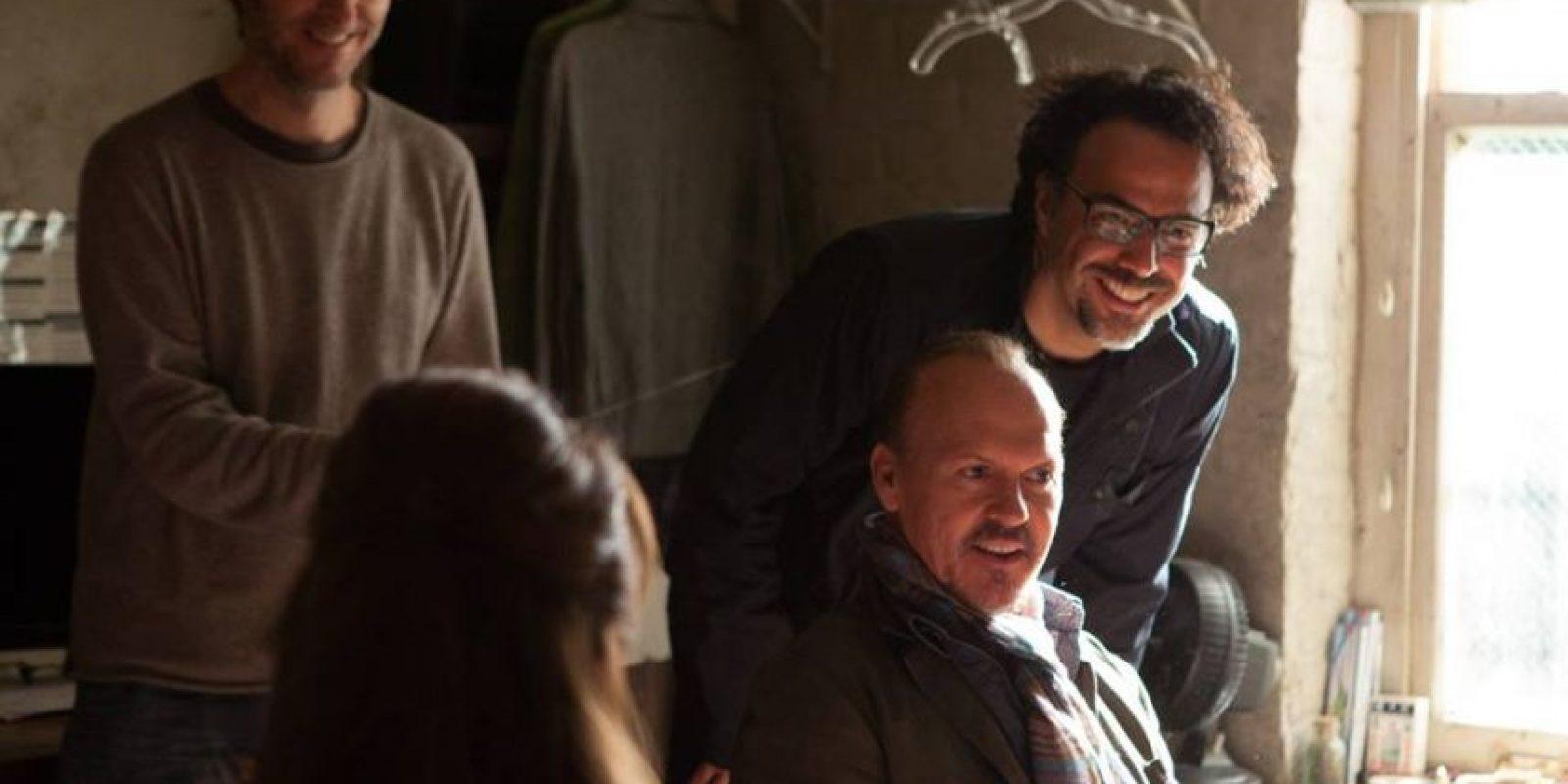 """Actualmente y gracias al éxito de """"Birdman"""" en los Oscar, Iñárritu es el segundo mexicano en la historia que gana un Oscar por """"Mejor película"""" y """"Mejor director"""". Foto:Facebook/Birdman"""