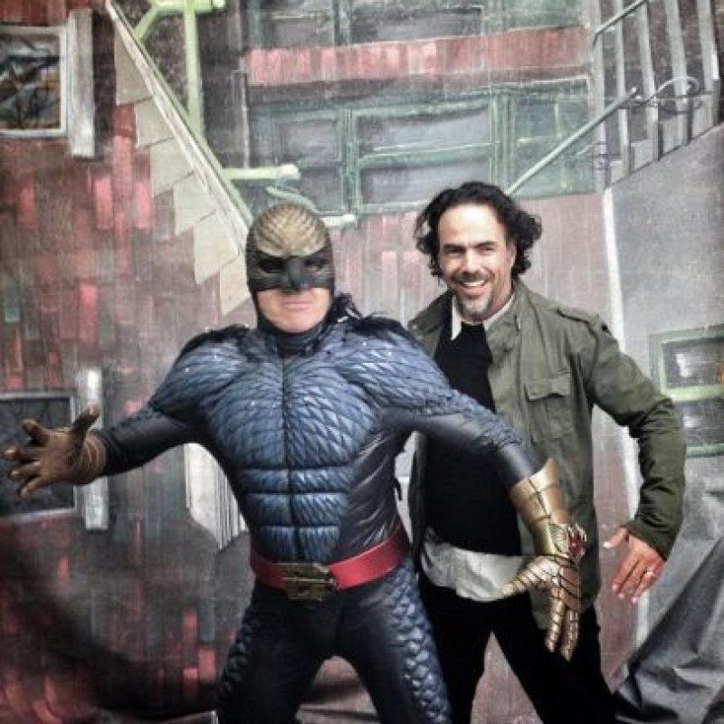"""Cuando Iñárritu comentó la idea con el director Mike Nichols, él le pidió que """"recapacitara"""", pues tenía el presentimiento de que sería un desastre"""". Foto:Facebook/Birdman"""