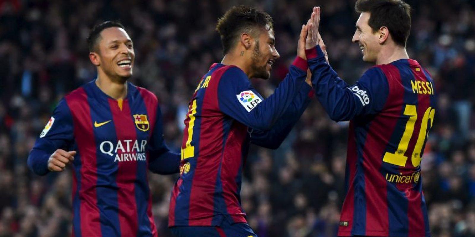 Y Neymar Foto:Getty