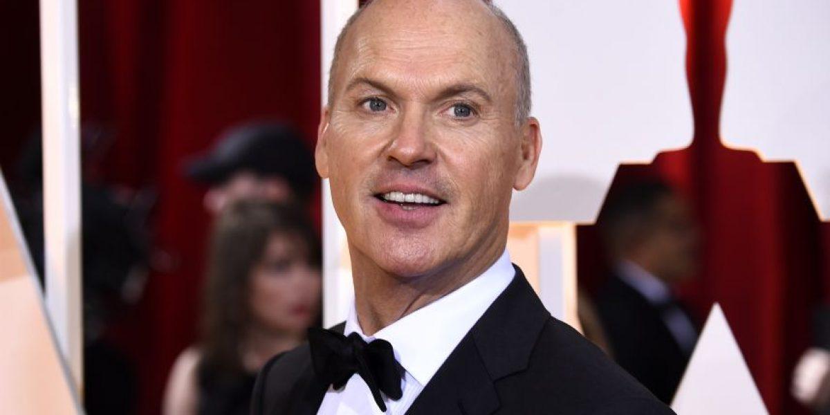 Video: La triste reacción de Michael Keaton cuando no ganó el Óscar