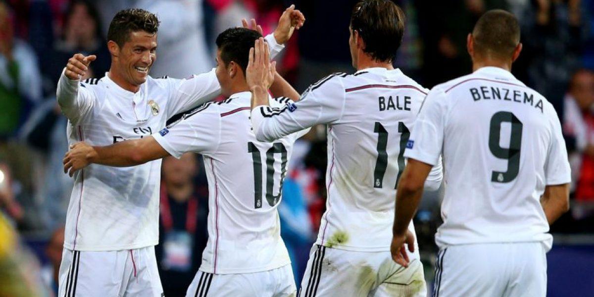 Real Madrid tiene destinada una millonaria suma por 5 refuerzos