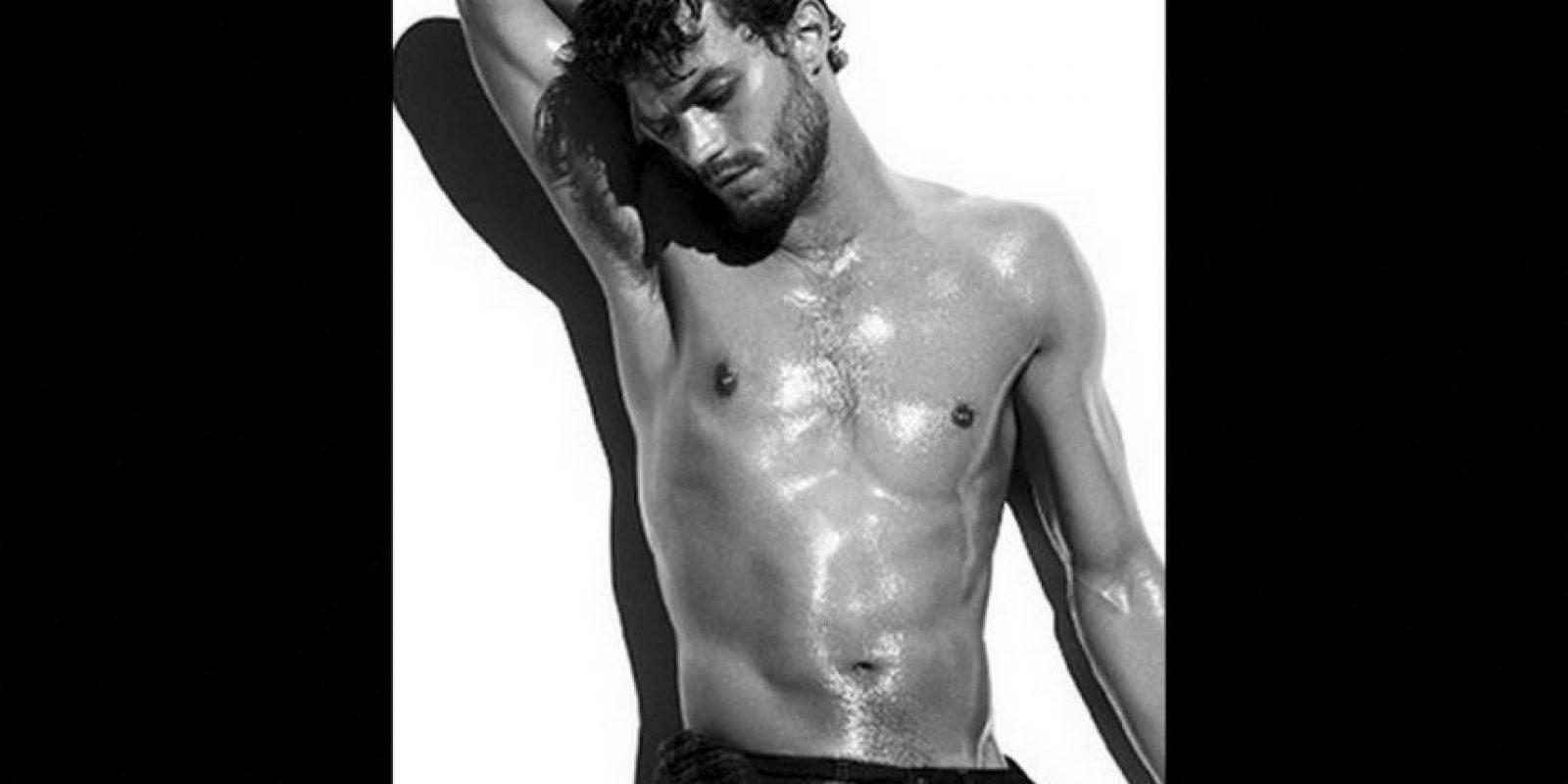 Jamie Dornan Foto:Calvin Klein Underwear, 2009.