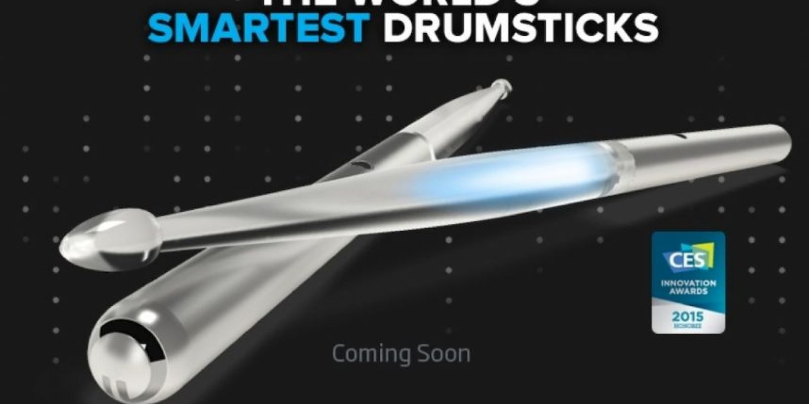 Smartest Drumsticks Foto:muzikofficial.com