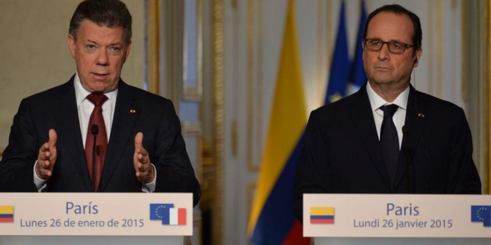 Presidente de Francia, François Hollande