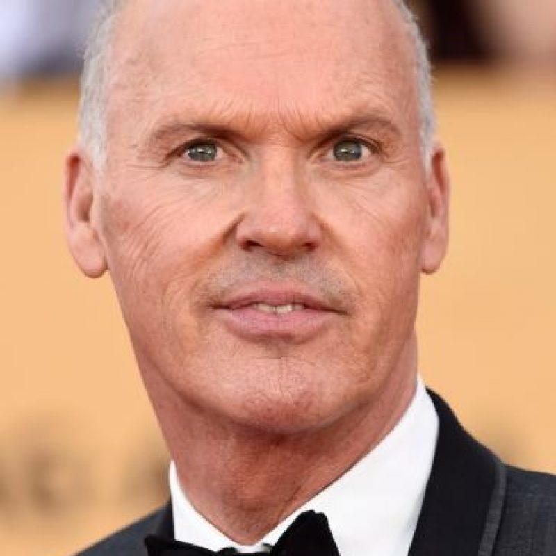 """A pesar de ser un icóno en el cine, el actor no había sido reconocido hasta su papel en """"Birdman"""" Foto:Getty Images"""