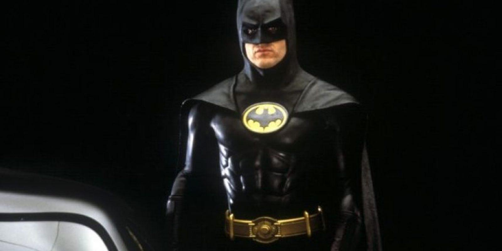 """Y en 1992 le dio vida a """"Batman"""" de Tim Burton. Foto:IMDB"""