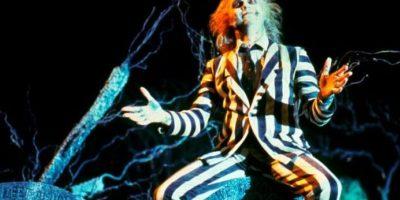 """En 1988, fue elegido por Tim Burton para interpretar a """"Beetlejuice"""" Foto:IMDB"""