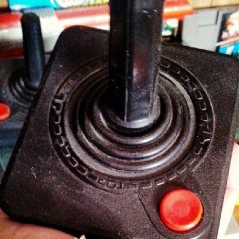Siempre será recordado el joystick. Foto:instagram.com/tanniatovar