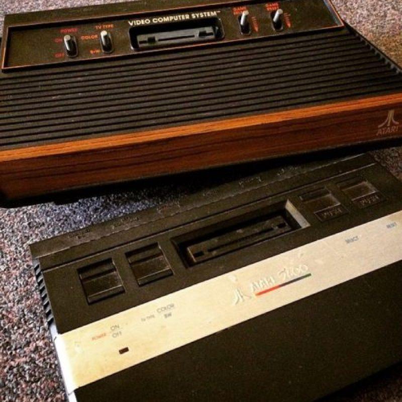 Las consolas no pasan de moda. Foto:instagram.com/sergthebass