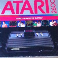 Atari 2600 salió al mercado en 1977. Foto:instagram.com/lison_lisette