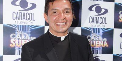 Padre Chucho Foto:Prensa