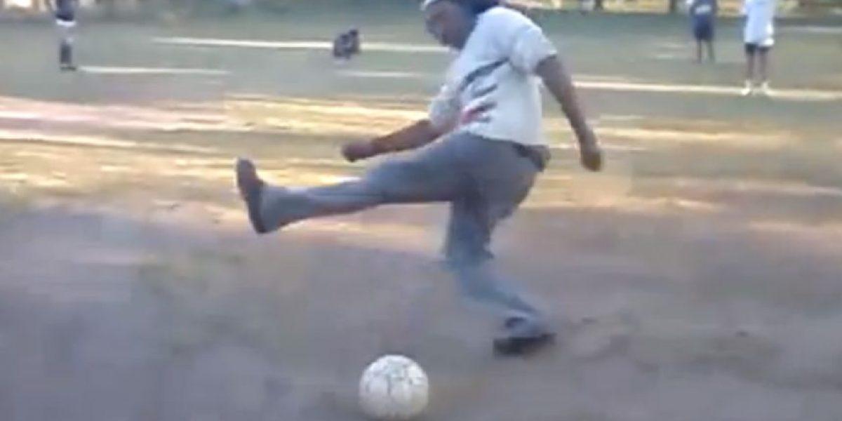 Videos: Cuando el fútbol y el alcohol no son una buena combinación