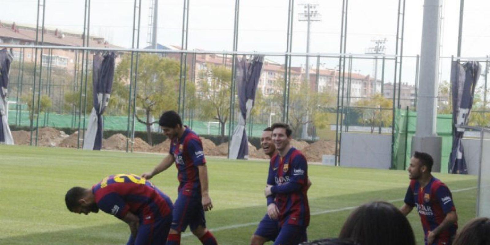 Barcelona tendrá una retribución de 13.3 millones de euros anuales Foto:Ramón Mompió