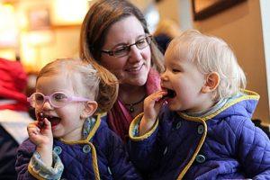 Los niños, los más susceptibles a infectarse. Foto:AP