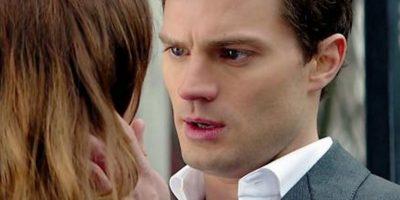 """Hay 30 minutos antes del primer beso de """"Anastasia"""" y """"Grey"""" Foto:Universal"""