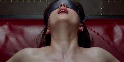 "21 semidesnudos del ""Señor Cristian Grey"" (Jamie Dornan) Foto:Universal"