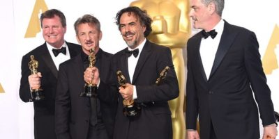 """""""¿Fue bueno que Iñárritu ganara todo eso? Yo no lo veo así"""" Foto:Getty Images"""