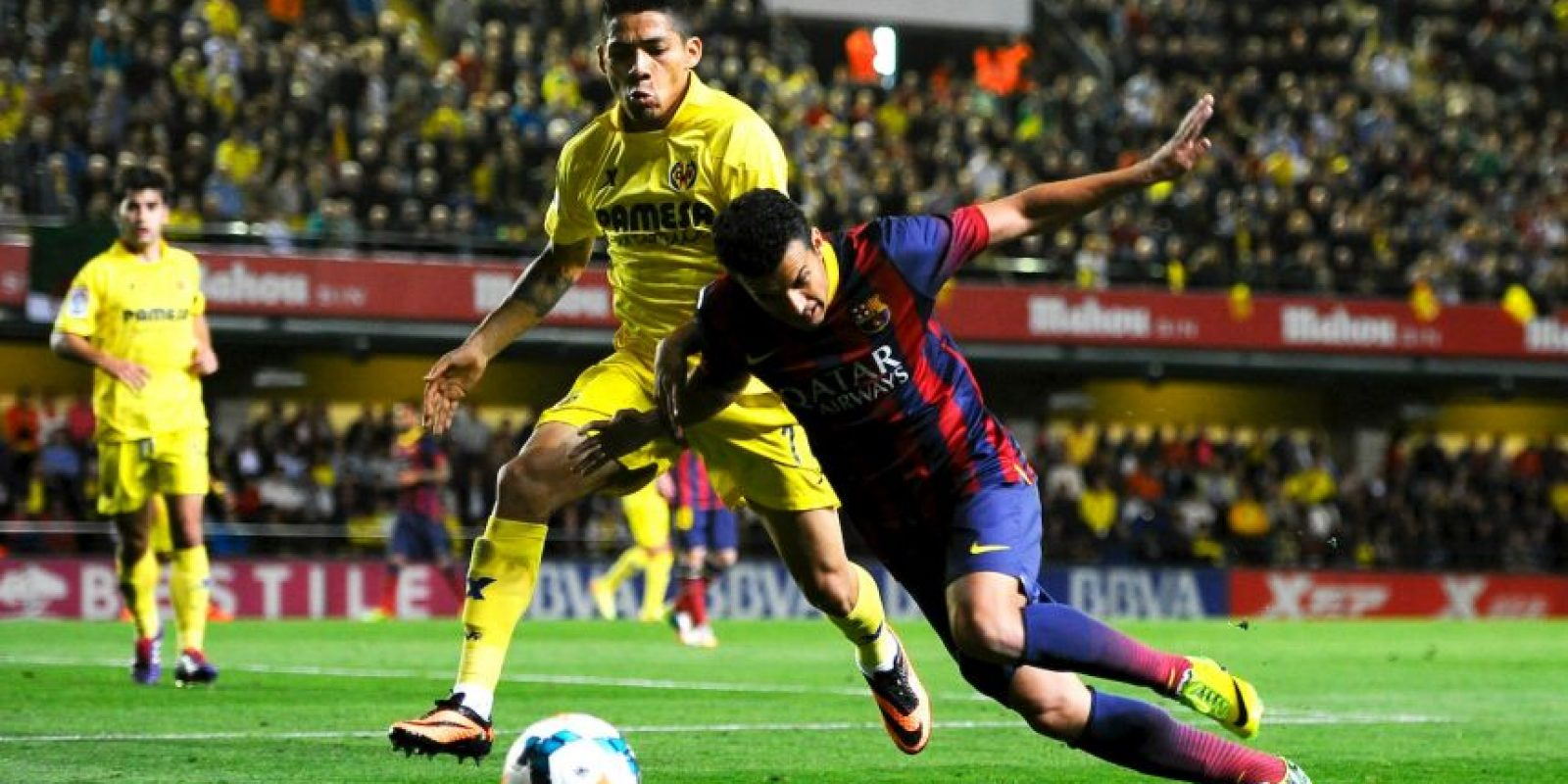 Antes jugaba en el Villarreal Foto: Getty