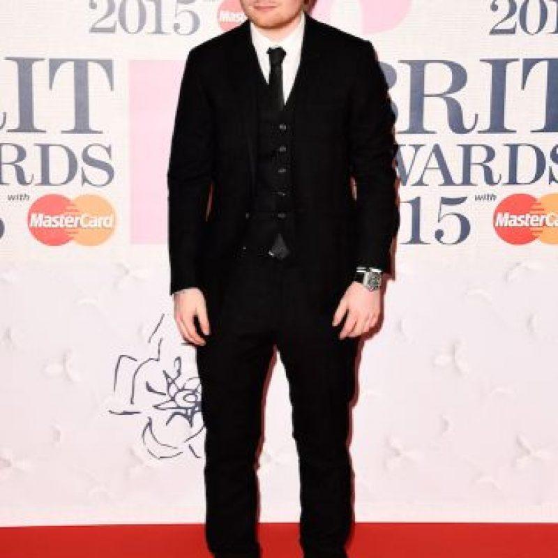 El cantante Ed Sheeran Foto:Getty Images