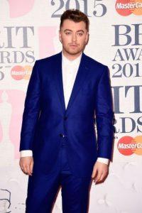 El cantante Sam Smith Foto:Getty Images