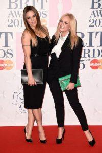 Mel C y Emma Bunton de las Spice Girls Foto:Getty Images