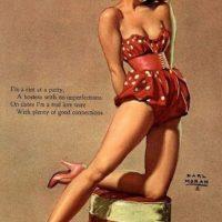 Adrianna fue el noveno nombre más sexi para las mujeres. Foto:Pinterest