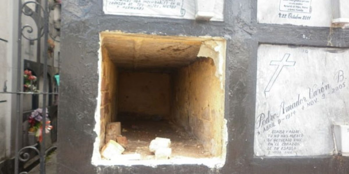 Inseguridad, drogadicción y plagas de roedores habitan en el Cementerio Central