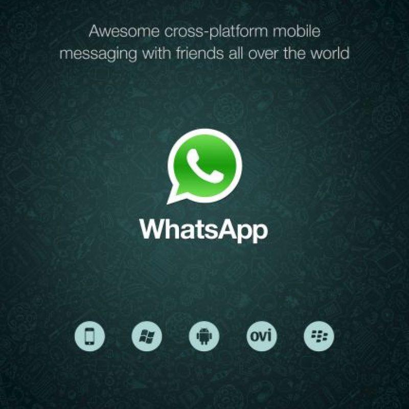 """2. No muestren la """"última hora de conexión"""" Foto:WhatsApp.com"""