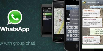 1. Eviten dar su número a desconocidos o publicarlo en Internet Foto:WhatsApp.com