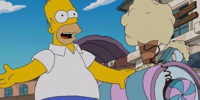 La característica frase D'oh de Homero fue registrada en el Diccionario Oxford Foto:Facebook.com/TheSimpsons