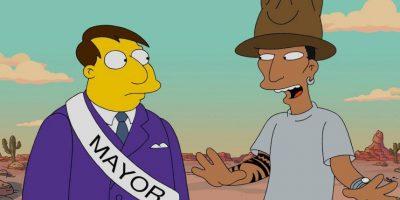 El primer capítulo titulado Simpsons Roasting on an Open Fire se transmitió hace 25 años Foto:Facebook.com/TheSimpsons