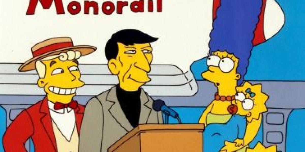 Homero Simpson podría ser autor del logro científico más importante del siglo