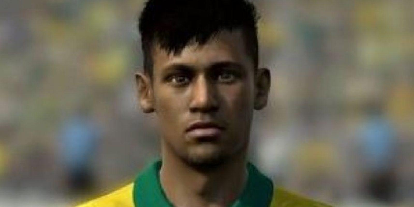 FIFA 14 Foto:twitter.com/BrazilStats