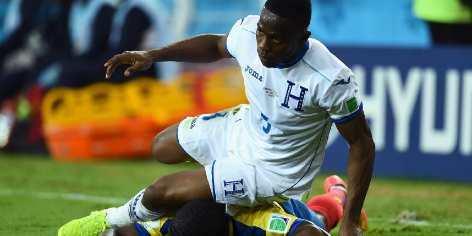 Ha sido internacional con la Selección de Honduras Foto:Getty