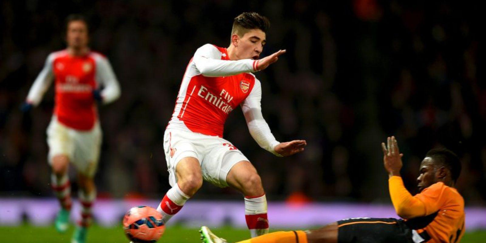 Es un futbolista que gusta de las entradas fuertes Foto:Getty